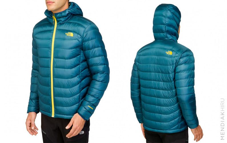 chaquetas deportivas north face